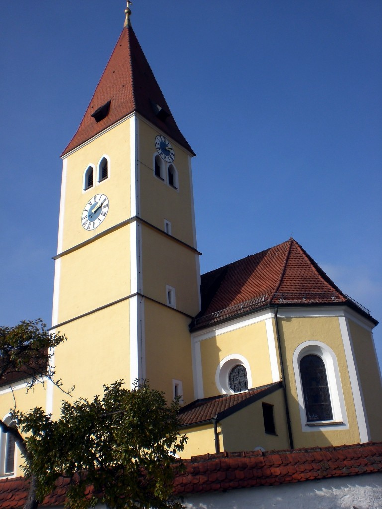 Kirche zum hl. Blut 1